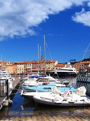 St-Trop Parking Lot! (Imapix) Tags: voyage trip travel france boats photo europe riviera photographie gutentag sttropez provence imapix francetourism imapixphotography gatanbourquephotography