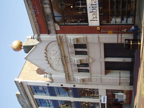 cinema architecture leicester architect c20 1910s baroque 20thcentury highstreet edwardian stucco twentiethcentury earlycinema arcadiaelectrictheatre wardandbell