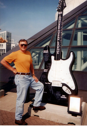 The Rock and Roll Hall of Fame - July 2004