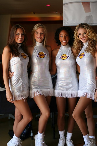 lakers girls