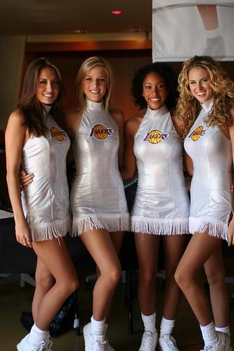 lakers girls