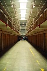 The Famous Alcatraz Prison