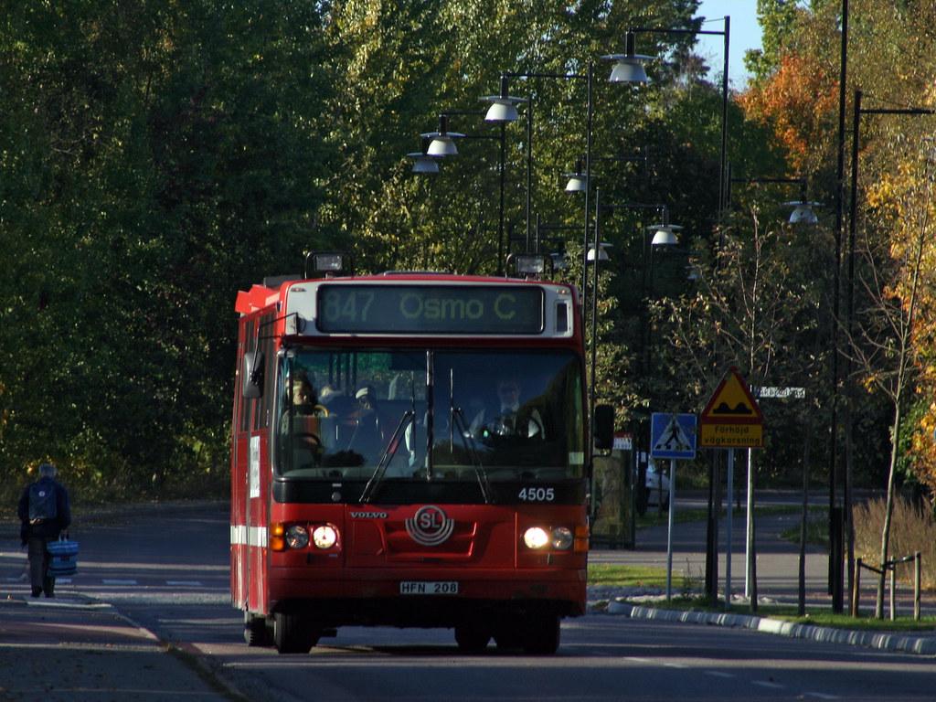 Bus 847
