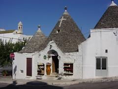 ARC A tulli souvenir shop Alberobello