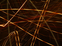 Moving car camera toss. (_nod) Tags: night longexposure cameratoss toss car street audi streetlights headlamps headlights lights smooth blurry road motorway m60 manchester uk cameratossing tossing