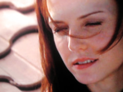 TV dreams: curves and echoes (Photogrammaton) Tags: tv curves marylouiseparker