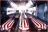 Fotos de ataudes de soldados de EEUU