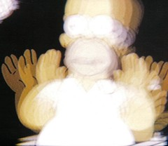 Marge, are you OK? (ERIO) Tags: sex blurry heaven orgasm simpsons cielo homer simpson homero orgasmo mareado someonereadthetags esporsaberlo puesvaaserqueno