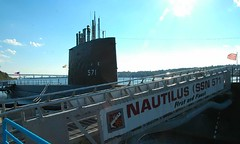 USS Nautilus 044 (Pauls Travel Photos) Tags: road trip travel vacation usa america unitedstates roadtrip submarine newlondon usatravel ussnautilus grotonconnecticut newlondonconnecticut nuclearsubmarine travelusa