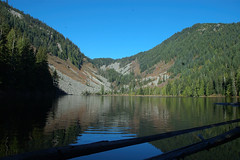 Talapus Lake (Mark Griffith) Tags: overnighter campout backpack hike hiking scouts youngmen acitivity talapuslake