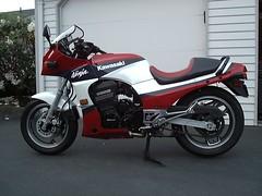 ninja_6 (donf67) Tags: ninja 1986 900 kawasaki zx900