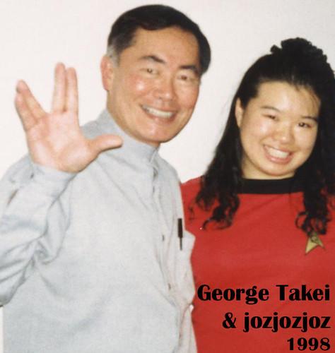 George Takei & joz!