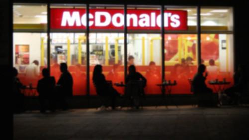@McDonald's