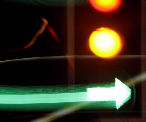 Traffic Lights by Roo Reynolds