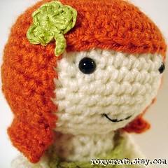 irish ramona (Roxycraft) Tags: amigurumi softies plush mos crochet handmade