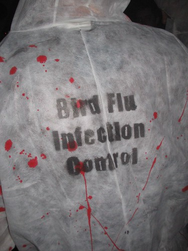 Bird Flu Infection Control