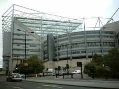 St James' Park, Newcastle (poity_uk) Tags: newcastle football stadiums soccer united