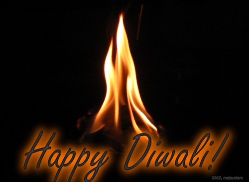 Happy Deepavali! by MalayalaM.