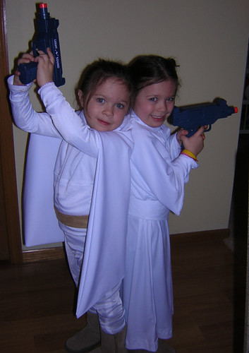 Leah and Padme 3