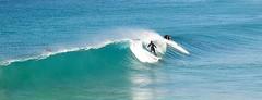 En la ola