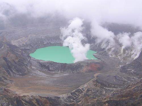 Volcan Poas por ogwen, en Flickr