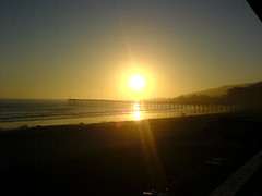 Sunset at Cayucos (juno8) Tags: california cayucos sunset