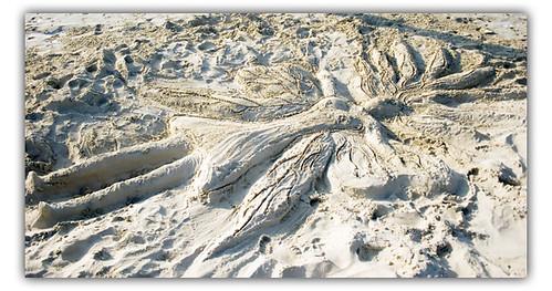 Sand Fairy (Jumeira Beach)