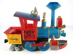 Casey Jr. side view (WEBmikey) Tags: toys disney caseyjr