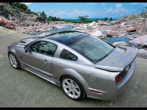 2006 Saleen Ford Mustang S281 Scenic Roof. 2006 Saleen S281 Scenic Roof - RA