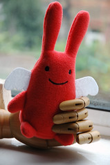 now-i-have-one-:) (estherase) Tags: orange cute rabbit bunny smile topv111 angel 510fav toy wings findleastinteresting hand 100v10fav ears squeeze explore photodomino angelbunny myfave myfaves faved emssimp photodomino162 avoidinghousework moocard moocards redbubble esthersfaves
