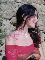 166 parkguell (mauro/carioca) Tags: barcelona park people face cara guell viso barcellona faccia
