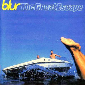 Blur - The Great Escape album cover
