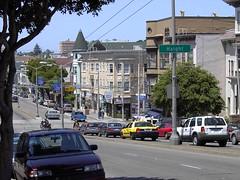 Haight St, SF