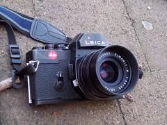 Leica R3 with Elmarit-R 35mm lens (jiulong) Tags: sydney nsw australia leica r3 elmarit