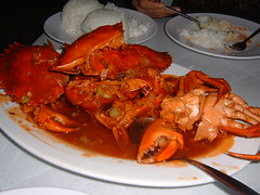 Curried Crabs (Danburg Murmur) Tags: philippines manila seafood crabs fishmarket dampa pilipinas libis wetmarket maynila dampawetmarket dampasalibis