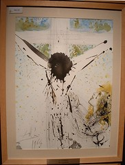 Dali Painting of the Crucifixion