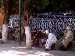 Chouen afternoon (followben) Tags: morocco chouen men