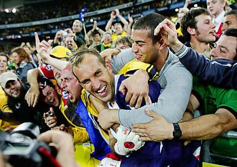 EPL star Schwarzer excels in opening soccer games - image by Flickr.com