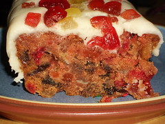 Delicious Mexican Fruit Cake