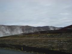 smoking grounds (keivi) Tags: iceland myvatn