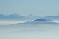 In the mist (doozzle) Tags: 2005 november blue sky cloud mist topv111 fog clouds switzerland blog topv555 topv333 snap jura 110fav brouillard monttendre interestingness3 i500 merdebrouillard specland utataminoes utatablue