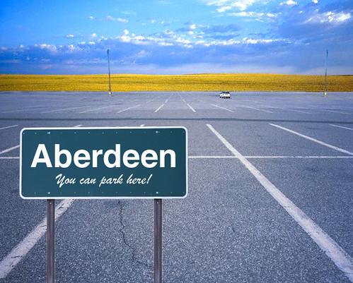 Aberdeen - City of Parking Lots