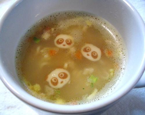 Thumb Mug: Sopa de Pandas