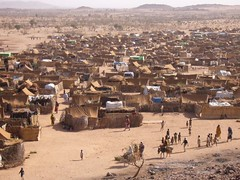 Camp (mknobil) Tags: africa travel chad refugee health darfur pbs msf tchad