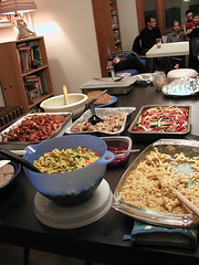 The Annual All-Vegan Thanksgiving Potluck