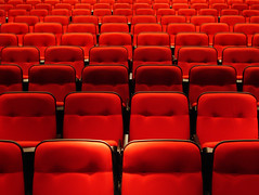 red seats (nepenthes) Tags: red black rio bravo theater chairs quality seats faculdadesccaa bronly gtaggroup goddaym1 fivestarsgallery
