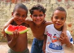 The Simple Joy of the Poor Children (joaobambu) Tags: 2005 brazil portrait people smile topv111 brasil topv2222 kids children interestingness interesting topv555 topv333 faces emotion expression retrato topv1111 joy topv999 poor happiness forsakenpeople kinder unesco watermelon melancia story together blogged topv777 alegria fav forsaken crianas topv3333 topf15 echapor echapora poca developing echaporaense 2008rfas childrenbestphotos