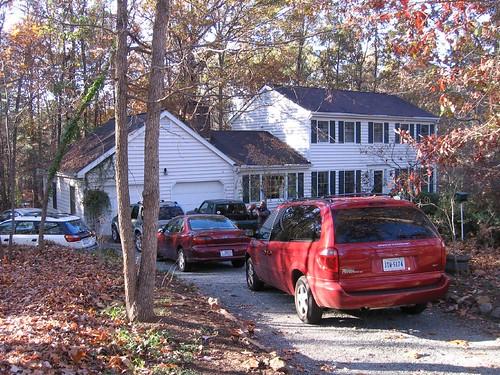 The Markleys home