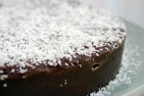 chocolate orbit cake