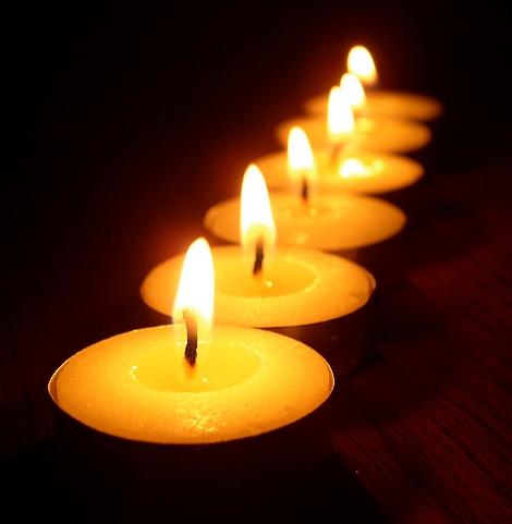 candles - tea lights